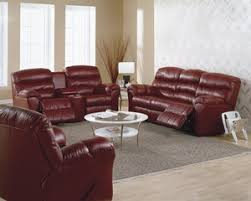 Triple Recliner Sofa by Drop Down Tables Sofas And Sectionals