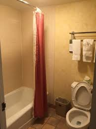 Two Bedroom Suites Anaheim Shower And Toilet In Two Bedroom Suite Picture Of Best Western