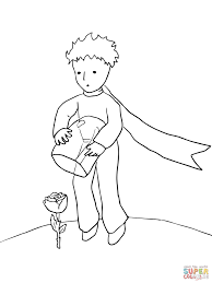 little prince coloring pages free coloring pages
