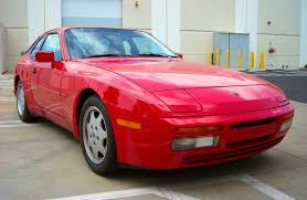 1989 porsche 944 value for 20 995 does this porsche its engine in the end