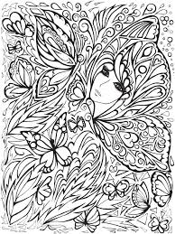 colouring pages adults faces google