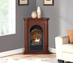 Small Electric Fireplace Corner Gas Ventless Fireplace U2013 Apstyle Me
