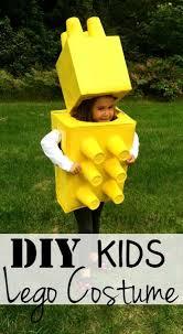 Kids Lego Halloween Costume 15 Amazing Diy Halloween Costume Ideas Kids Passion Savings