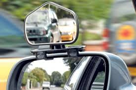 Blind Spot Side Mirror Convex Side Mirrors Eliminate Blind Spots Autoevolution