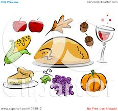 thanksgiving meal clipart pies clipart turkey food pencil and in color pies clipart turkey