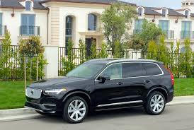 2016 volvo semi carnichiwa 2016 volvo xc90 review u2013 spectacular swede is a five