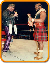 mr t feather earrings mr t vs ventura wwwf grudge match