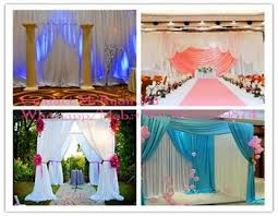 indian wedding backdrops wedding backdrop lighting wedding altar