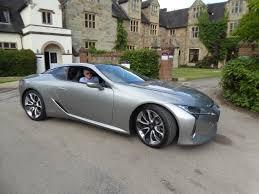 lexus wolverhampton service lc500 demonstrator customer deliveries lexus lc500 coupe club