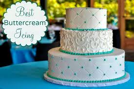 best modern buttercream cake icing free class at craftsy