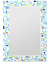 Mosaic Bathroom Mirror Check Out These Deals On Modern Mosaic Bathroom Mirror In