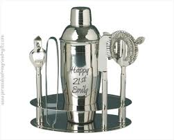 martini shaker high quality stainless steel cocktail shaker