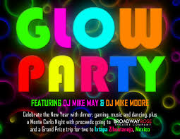 glow party new year s glow party inn portland south in