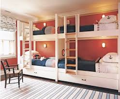 3 Tier Bunk Bed Bunk Beds Interior Designer In Interior Decorator