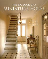 Home Lighting Design Book The Big Book Of A Miniature House Create And Decorate A House