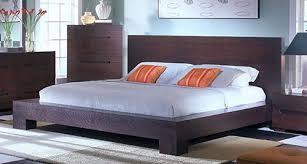 Low Profile Platform Bed Frame Lax Platform Bed