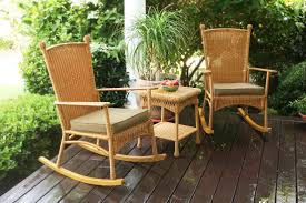 outdoor wicker rocking chair ideas home u0026 interior design