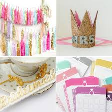 party decor the best places to find non tacky hen party decor accessories