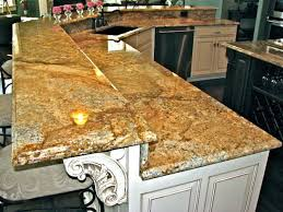 kitchen best material for kitchen countertop glossy red