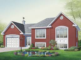 small split level house plans small home plans affordable split level house plan 027h 0304 at