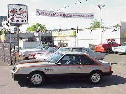1979 ford mustang pace car 1979 ford mustang pace car for sale