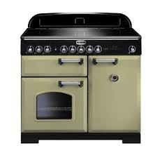 piano de cuisine induction cuisinière grande largeur induction deluxe 100cm falcon