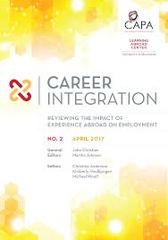career integration resources professionals learning abroad