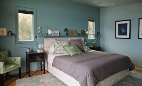 blue color schemes for bedrooms great bedroom colors inspirations stylid homes