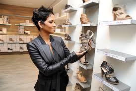 womens boots deichmann halle berry debuts deichmann shoe collection in europe