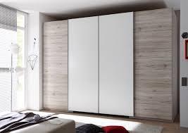 Schlafzimmerschrank Eiche Schwebetürenschrank Begehbarer Kleiderschrank Schrank 315 X 225 Cm