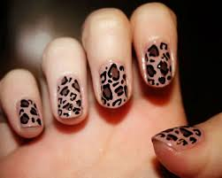 Nail Designs Cheetah 30 Wonderful Cheetah Nail Designs Beep