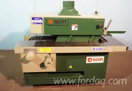 Scm Woodworking Machines South Africa by Used Scm 1982 Circular Resaw For Sale Poland