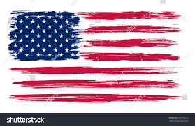 Usa Flag Vector Grunge American Flagvector Flag Usa Stock Vector 572379826