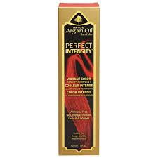 amazon com perfect intensity scarlet red semi permanent hair