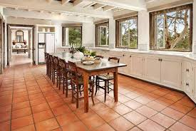 Different Types Of Kitchen Floors - magnificent types of kitchen flooring with kitchen ceramic floor