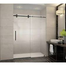 Pros And Cons Of Glass Shower Doors Pros And Cons Of Frameless Shower Doors Angie S List Within