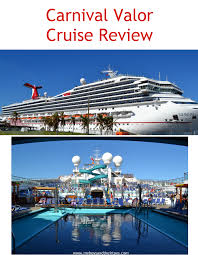 carnival valor cruise review family cruise my boys and their toys