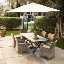 Patio Furniture Umbrella Outdoor Dining Set With Umbrella Accessories 666868