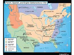 america map before and after and indian war thorntonapush c period 3 1755 1800
