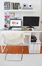 Couples Computer Desk Apartment Cool Designer Desk For Home Office Design Furniture