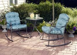 Black Rocking Chairs Lowes Patio Astounding Outdoor High Top Table And Chairs Outdoor Dining