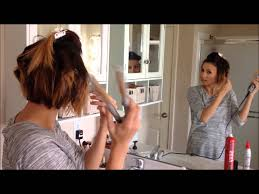 is short hair recommended for someone with centrifrugal citrical alopecia loose waves for short hair youtube