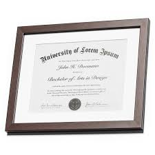 diploma frames with tassel holder diploma frames