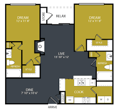 apartments near west 7th floor plans olympus 7th street station
