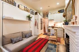 440 Square Feet Apartment Tour A Totally Livable 242 Square Foot West Village Apartment