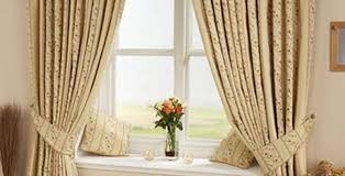 living room curtain designs for living room brown cream color