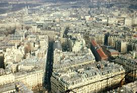 file paris view from the eiffel tower second floor rue de