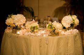 Table Flowers by Wedding Head Tables Bride Grooms Tableflowers копия Weddings