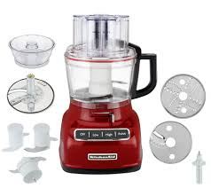 Kitchen Aid Mixer Sale by Kitchenaid 9cup Exact Slice Food Processor W French Fry U0026 Dough
