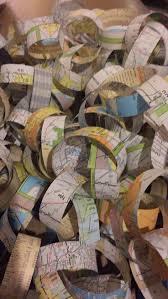 best 25 christmas paper chain ideas on pinterest